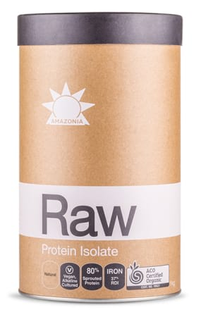 Amazonia Raw Protein Isolate Natural