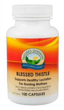 Nature`s Sunshine Blessed Thistle