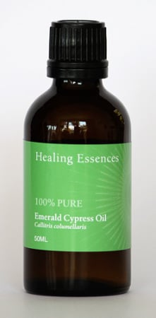 Emerald Cypress Oil