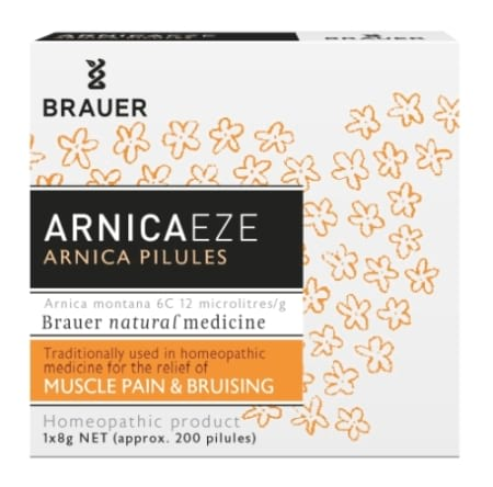 Brauer Arnicaeze Arnica Pilules