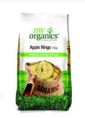 My Organics Apple Rings