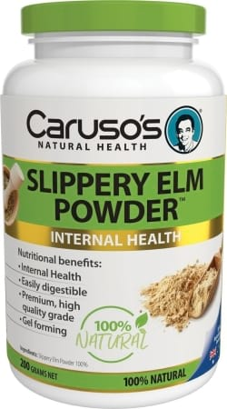 Carusos Natural Health Slippery Elm Powder