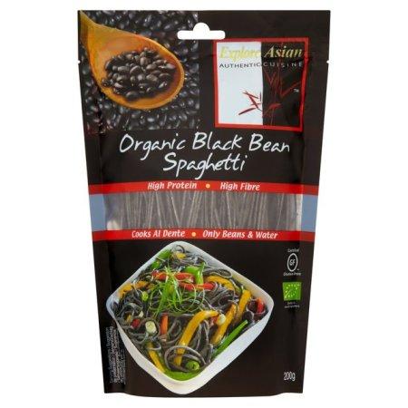 Explore Asia Organic Black Bean Spaghetti