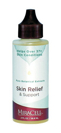 Nature`s Sunshine Miracell - Skin Relief