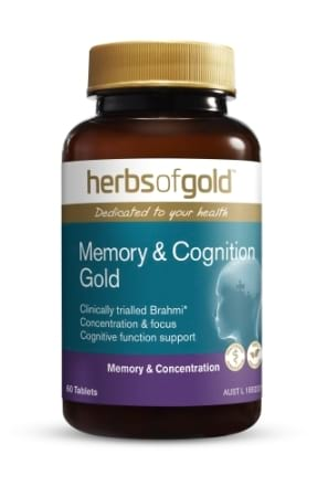 Herbs of Gold Memory and Cognition Gold