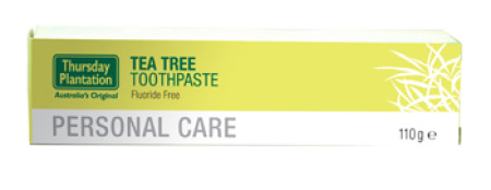 Tea Tree Toothpaste Thursday Plantation