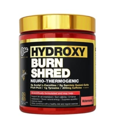 BSc Body Science Hydroxyshred