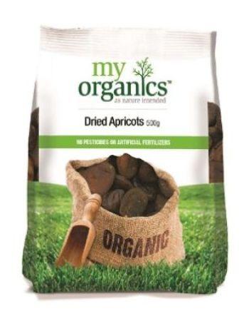 My Organics Apricots