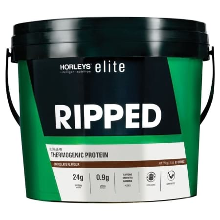Horleys Ripped Whey Protein