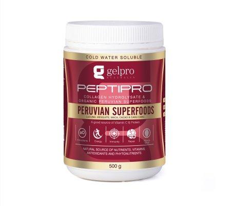 Gelpro Australia Peruvian Superblend