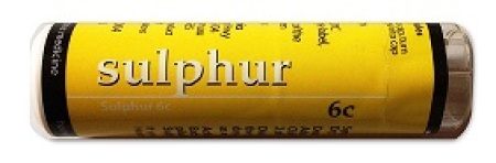 Owen Homeopathics - Sulphur