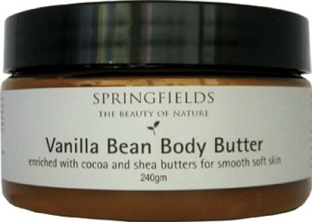 Springfields Vanilla Bean Body Butter