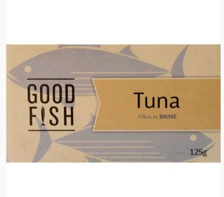Good Fish Tuna in Brine