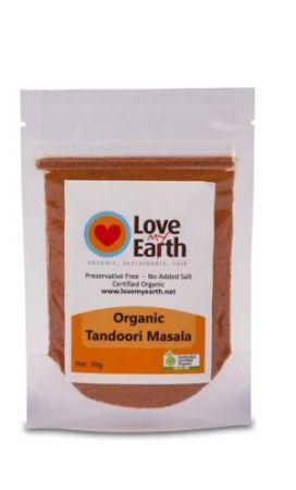 Love My Earth Organic Tandoori Masala