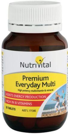 Nutrivital Premium Everyday Multi