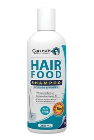Carusos Natural Health Hair Food Shampoo