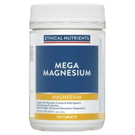 Ethical Nutrients Mega Magnesium