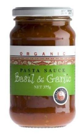 Spiral Foods Basil and Garlic Pasta