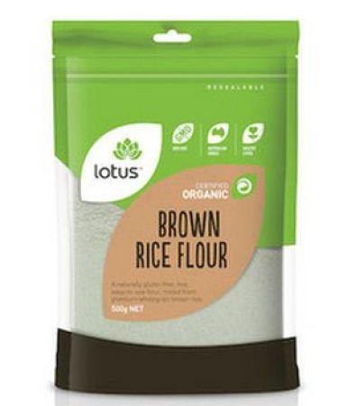 Lotus Brown Rice Flour