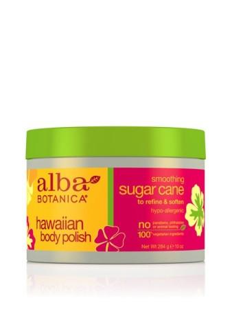 Alba Botanica Hawaiian Body Polish Sugar Cane