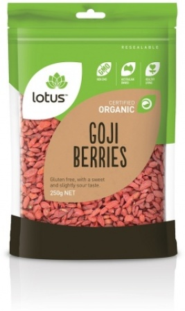 Lotus Organic Goji Berries