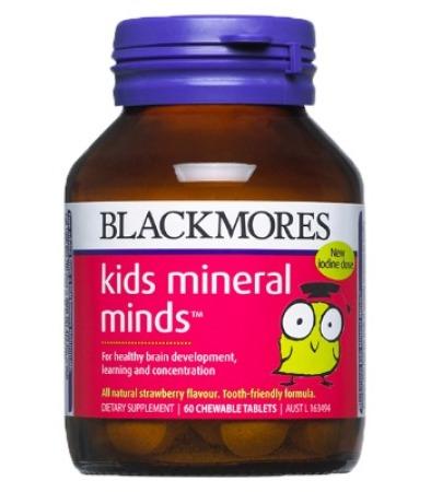 Blackmores Kids Mineral Minds