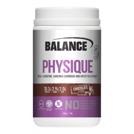 Balance Physique for Women - Whey Protein