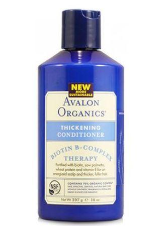 Avalon Organics Biotin B Complex Thickening Conditioner