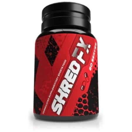 Split Supplements Shred FX