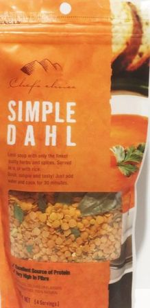 Chefs Choice Simple Dahl
