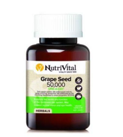 Nutrivital Grape Seed 50000