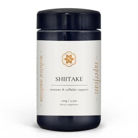 SuperFeast Shiitake Immune and Cellular Support