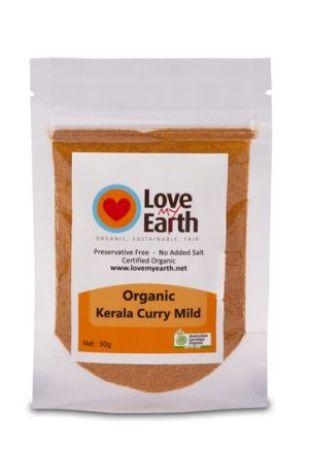 Love My Earth Organic Kerala Curry Mild