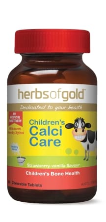 Herbs of Gold Childrens Calci Care