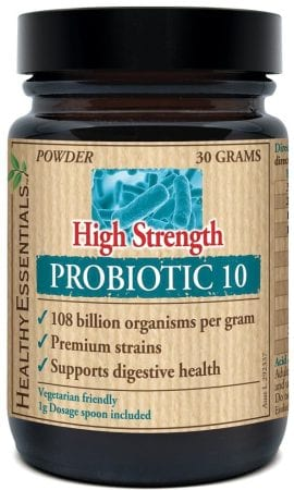 Healthy Essentials High Strength Probiotic 10
