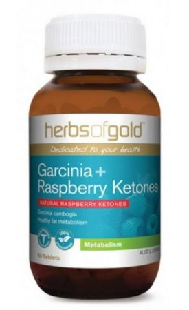 Herbs of Gold Garcinia and Raspberry Ketones