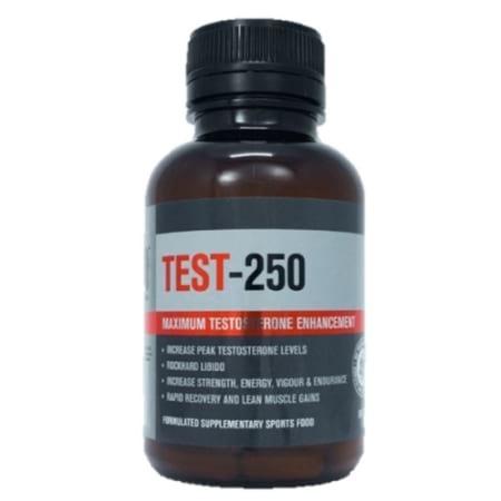 JD Nutraceuticals Test 250