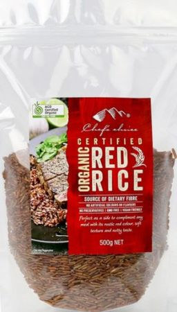 Chefs Choice Organic Red Rice