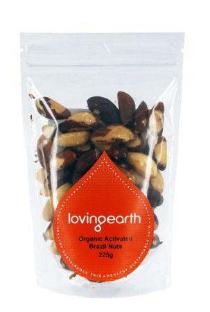 Loving Earth Raw Organic Brazils