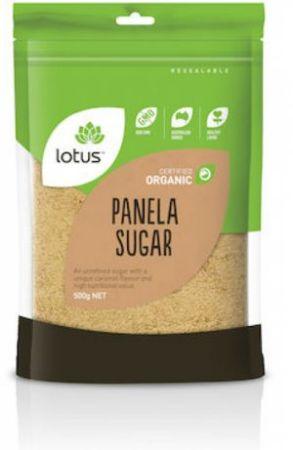 Lotus Organic Panela Sugar