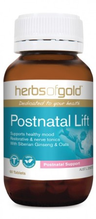 Herbs of Gold Postnatal Lift