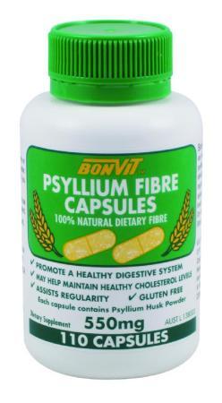 BonVit Psyllium Fibre Capsules
