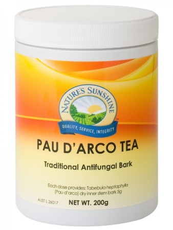 Nature`s Sunshine Pau D`Arco Tea
