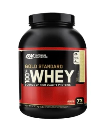 Optimum Nutrition 100% Gold Standard Whey Protein 2.3 Kg