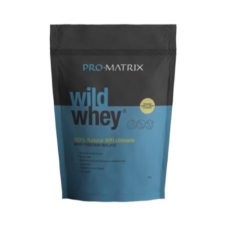 Pro Matrix Wild Whey WPI