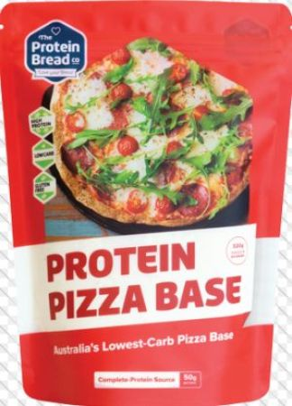 The Protein Bread Co Pizza Base Mix