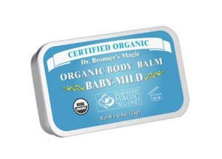 Dr Bronners Organic Body Balm