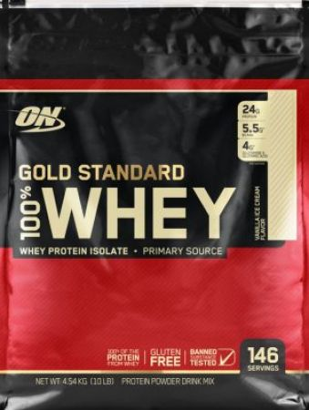 Optimum Nutrition Gold Standard Whey Protein 4.5 kg