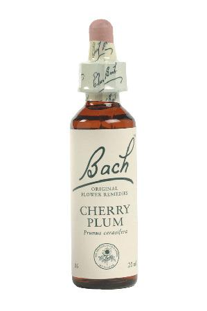 Cherry Plum - Bach Flower Remedies