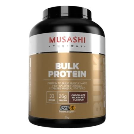 Musashi Bulk Protein